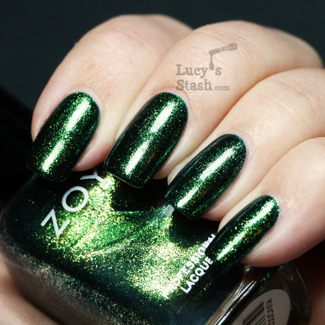 Lucy's Stash - Zoya Logan from Ornate collection