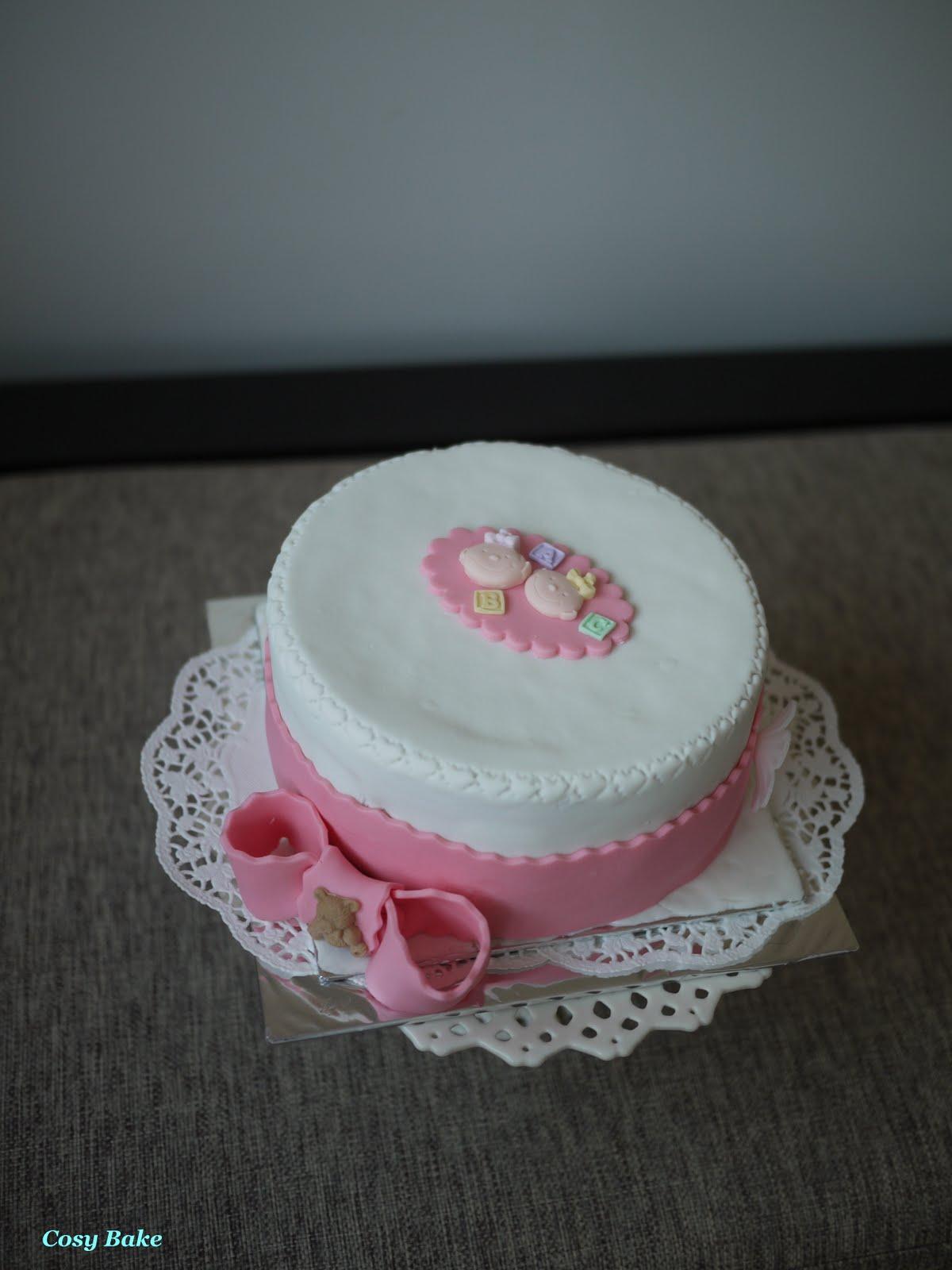 Baby Fullmoon Cake Johor Bahru