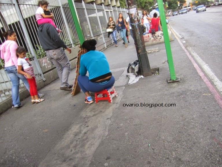 Luego de 16 años de revolución Caracas y la Guaria lucen muy mal  IMG_9620