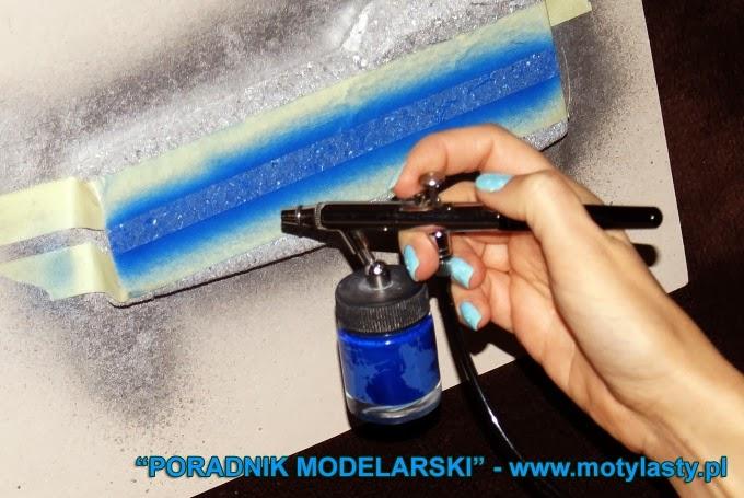 Malowanie modeli z EPP