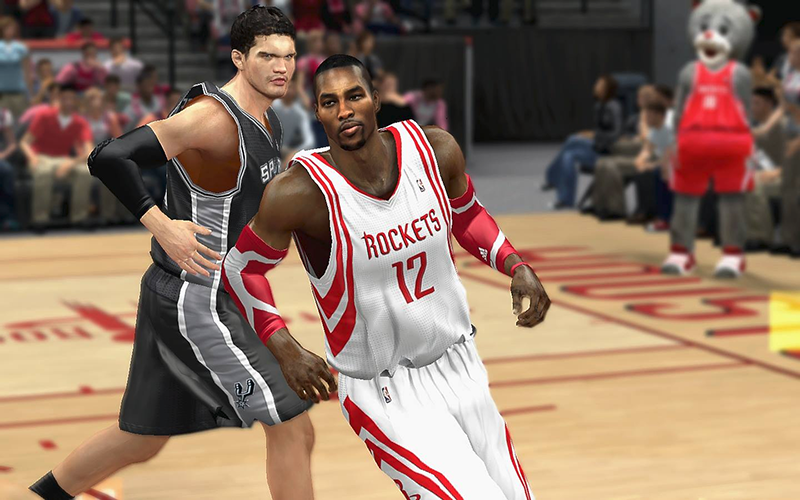 Dwight Howard Cyberface w/ Mohawk Hairstyle Mod