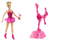 Buy Barbie Careers Ice Skater, Multi Color at flat 72% Off at Rs 449 :Buytoearn