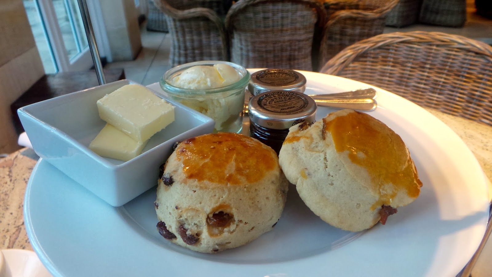 rudding park yorkshire scones