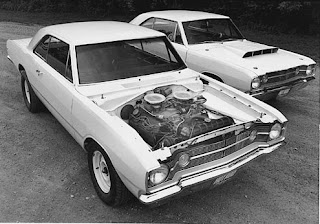 Muscle Car Rebuild of the Week: 1968 HEMI Dart