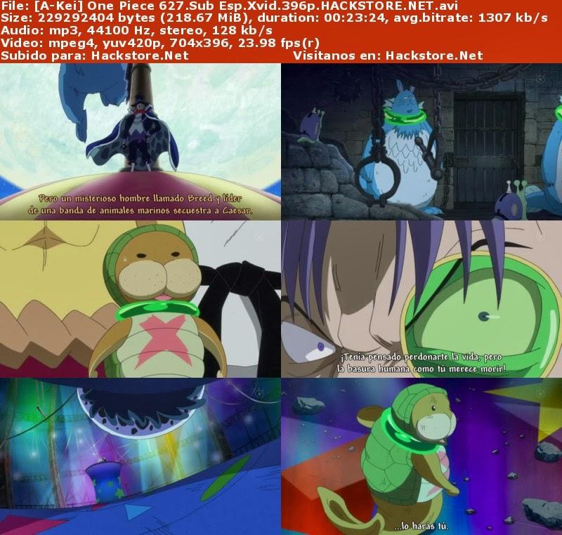 Captura One Piece 627