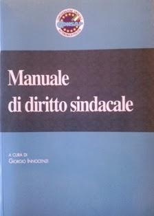 MANUALE DI DIRITTO SINDACALE