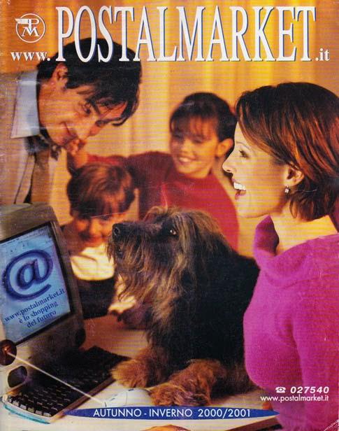 Postalmarket Scansioni anno 2000-2001