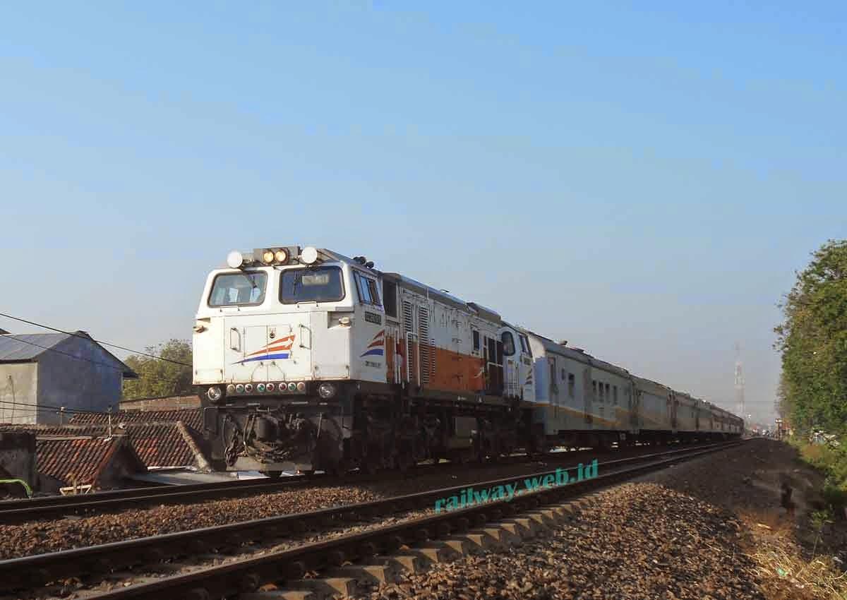 Klakson Lokomotif Kereta Api Sebagai Signal