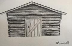 Graham-Brown Smokehouse Cabin
