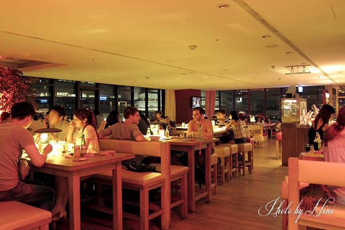 【台北信義區】Vapiano。慾望城市般的101都會景觀餐廳