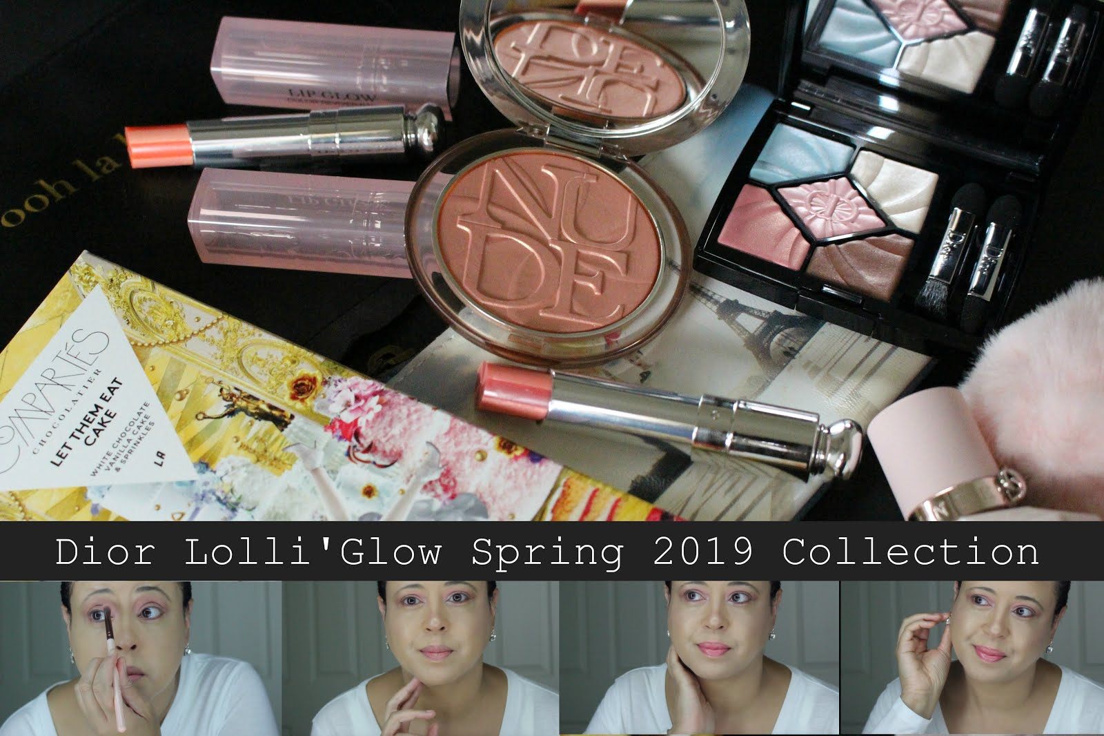 YouTube | Dior Lolli Glow
