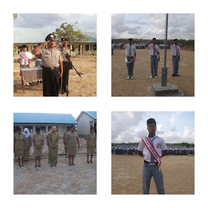 UPACARA, SENIN 12 SEPTEMBER 2011