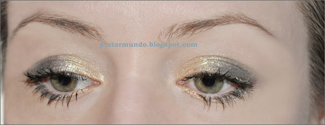 Bobbi Brown Antique Gold make up