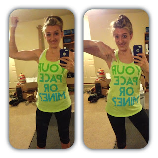 P90X3 Womens Results