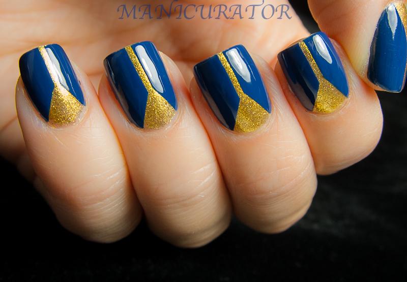 Manicurator Abstract Nail Art Challenge V Gaps