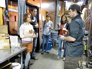 ポートランド ビール ツアー