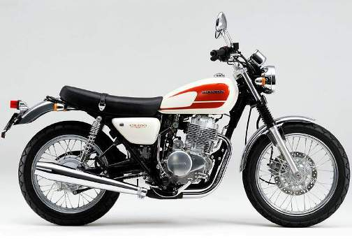 cb100 modifikasi Motor klasik