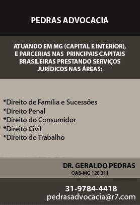 Pedras Advocacia (31)99784-4418