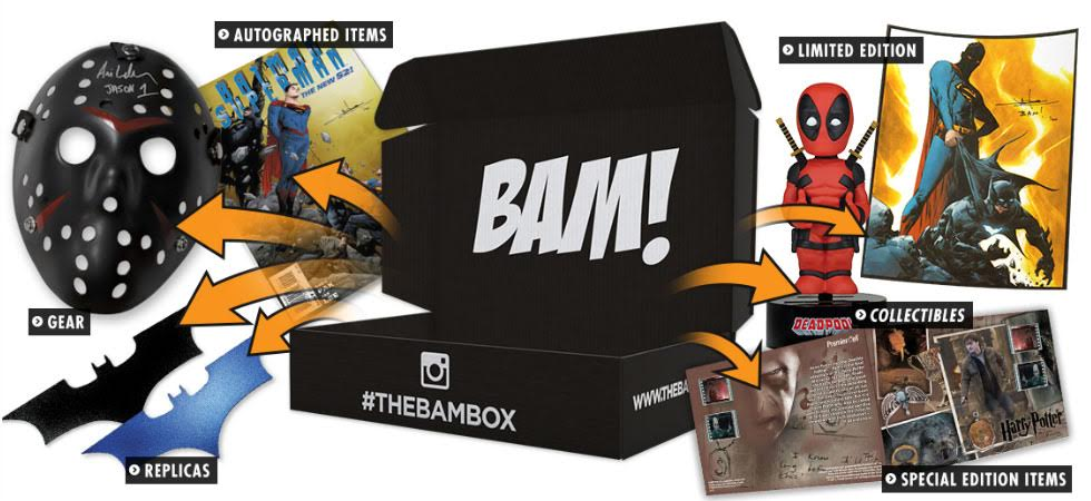 The BAM! Box Subscription Box