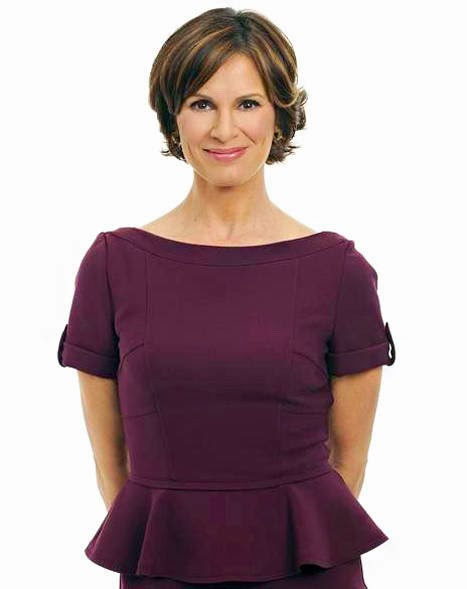 Elizabeth Vargas Of Abc News Is Currently In Rehab For Alcohol