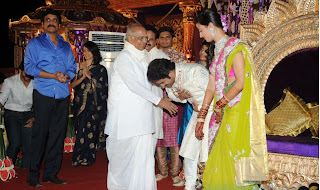 Jr.Ntr wedding ki vachina Akkineni,Nagarjuna,Nagchaitanya and co.