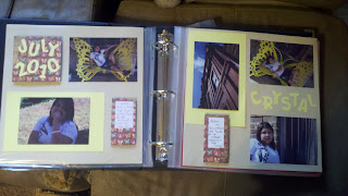 ArrangingScrapbook Arranging Portraits