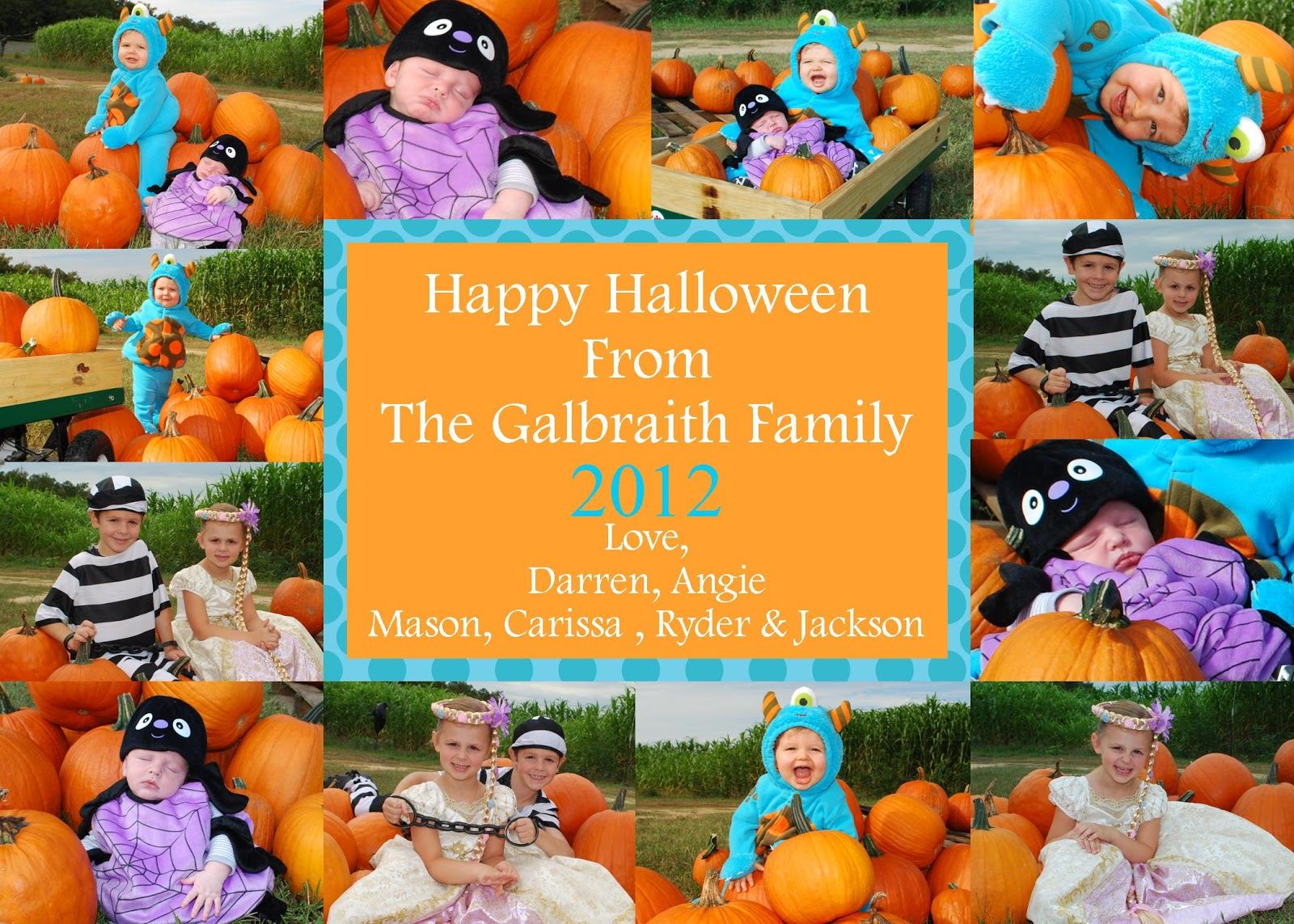 Galbraith family