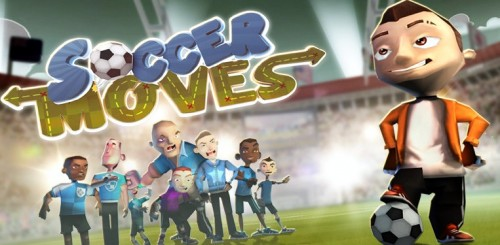 Soccer Moves v1.0 Mod (Unlimited Money) (Android Game)