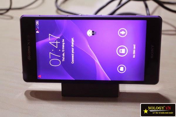 Sony Xperia Z2 Nhật Bản màn hình