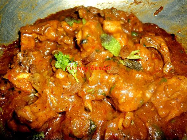 Cooking Fundas: Kashmiri Murgh Masala