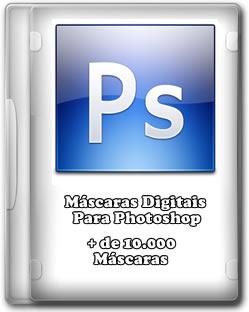 10,000 Máscaras Digitais Para Photoshop Gratis