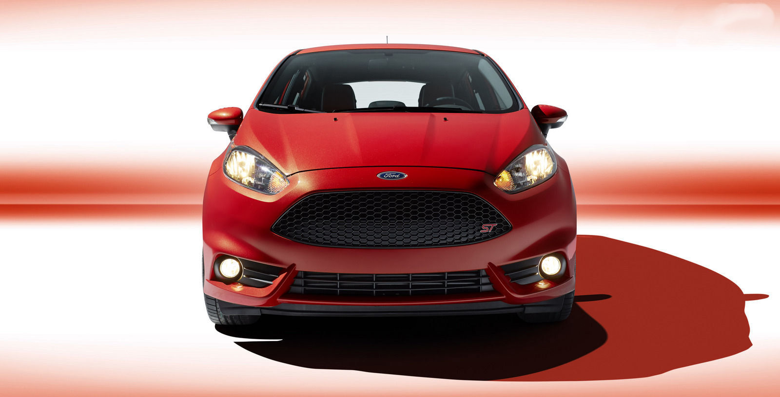 car i 2014 Ford Fiesta ST