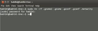 Memperbaiki Unity yang Menghilang di Ubuntu