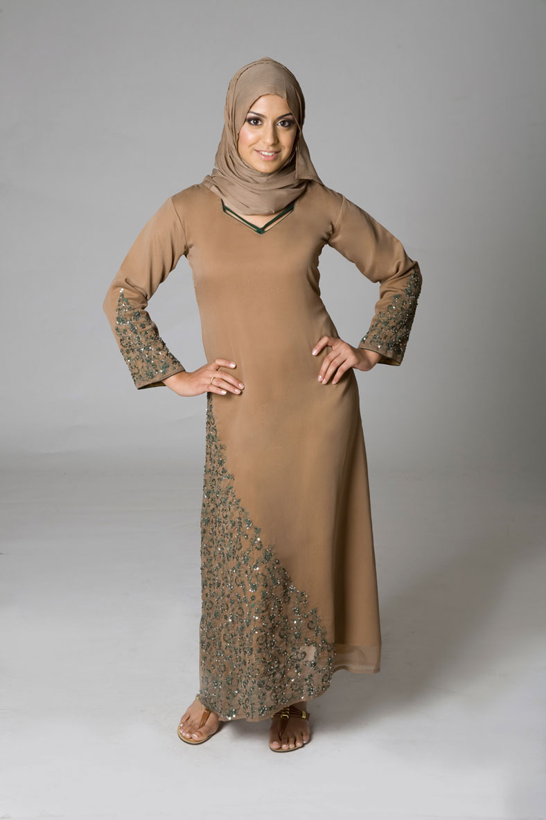 Abaya The Muslim Women And Girls Dress Style Virtual