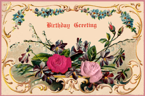Online Birthday Cards