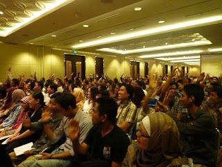 Cipto Junaedy Seminar