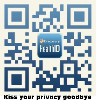 HealthID QR Code