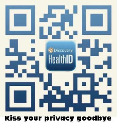 HealthID QR Code