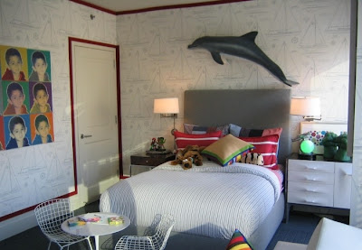 dormitorios con temas para niños