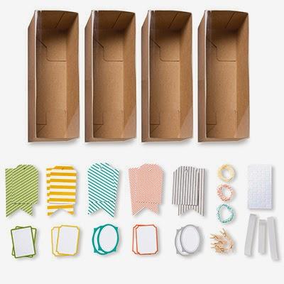 Produktpaket Schöne Schachteln im Stampin' Up! Onlineshop