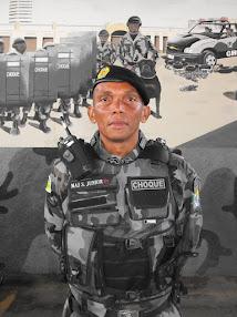 COMANDANTE DO BATALHÃO DE CHOQUE