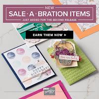 More Sale-A-Bration Items