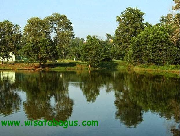danau buatan, danau limbungan pekanbaru