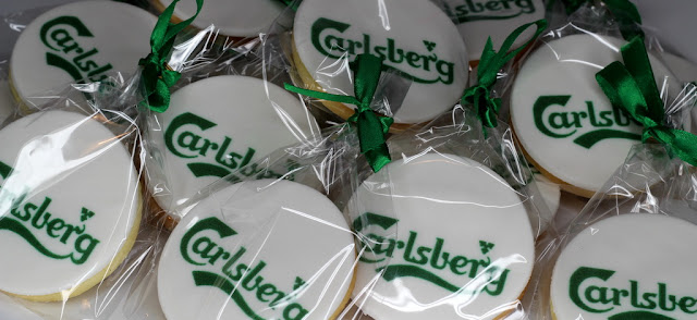 Commercial cookies for Carlsberg in London
