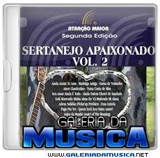 sertapaxo  Sertanejo Apaixonado Vol. 2 | músicas