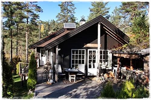 Quisten - hytta vår i Åseral...