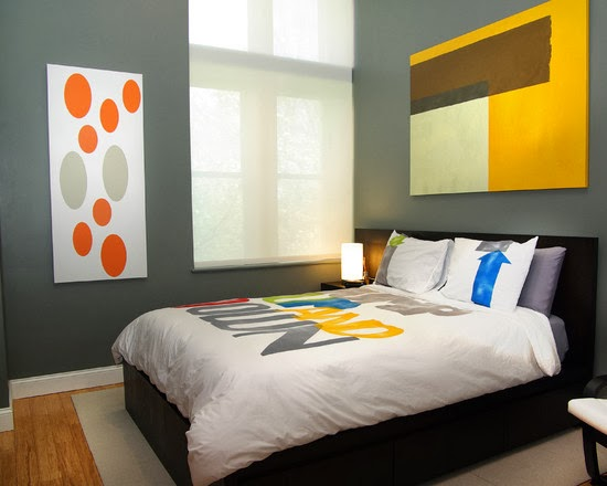 Design kamar tidur anak remaja