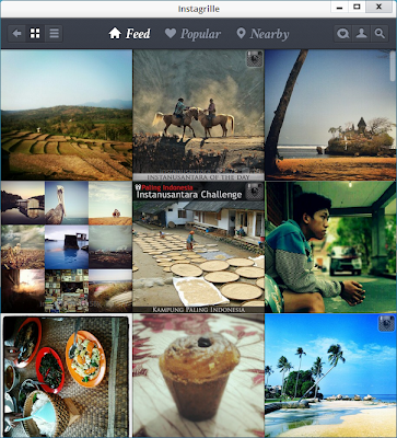 Explore Instagram with Instagrille, Instagram App for Windows