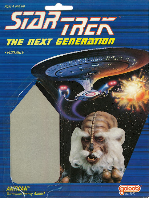 Star Trek The Next Generation - Galoob Series 2 (1988)