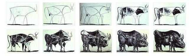 Copywriter Input Blog: Riassumere un testo? Impara da Picasso.